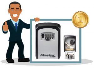 Boîte à clés Master Lock 5401 EURD