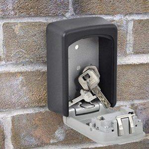 boite à clefs sécurisée