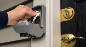 boîte à clefs logement
