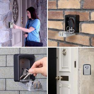 boite à clé maison