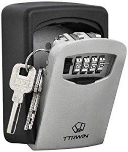 boite à clés à code