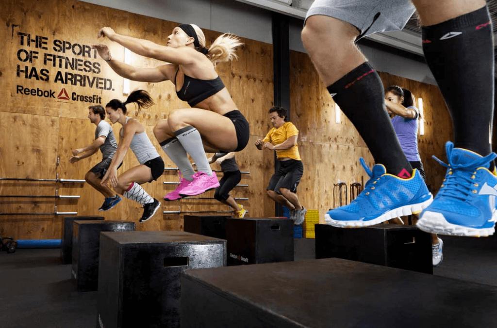 chaussette de compression sport crossfit