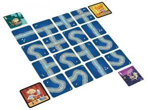 jeu de carte enfant à poser