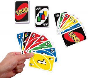 jeu de carte enfant
