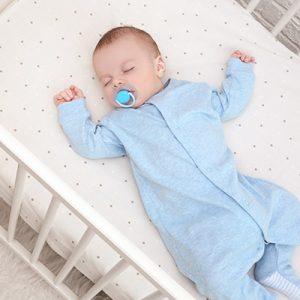 protège matelas bébé