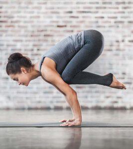 yoga musculation