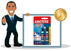 Colle extra forte Loctite Super Glue-3 Universal