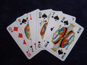 jeu de 32 cartes belote