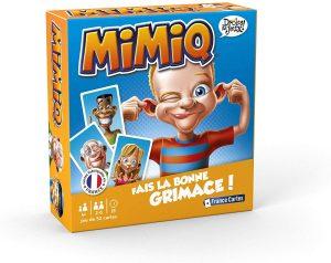 jeu de carte Mimiq