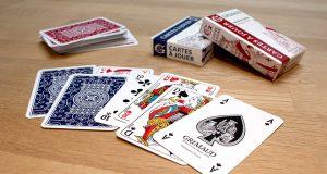 origine jeu de 54 cartes