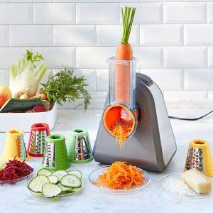 bien choisir sa râpe à légumes électrique
