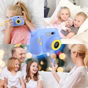 choisir un appareil photo pour enfant