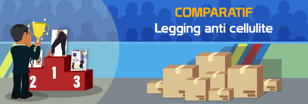 comparatif legging anti cellulite