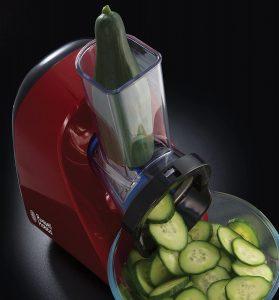 râpe à légumes électrique