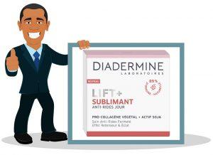 Crème antiride Diadermine Lift+ Sublimant