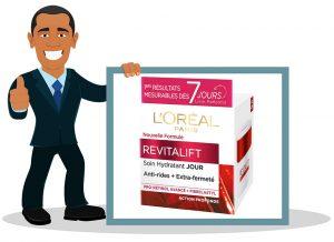 Crème antiride L'Oréal Paris Revitalift
