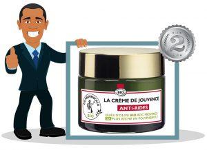 Crème antiride La Crème de Jouvence La Provençale