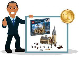 Lego Harry Potter La Grande Salle du château de Poudlard