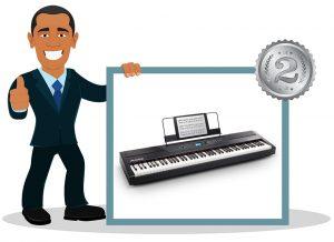 Piano numérique Alesis Recital PRO