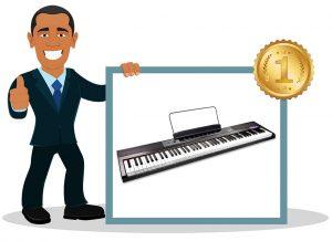 Piano numérique Rockjam