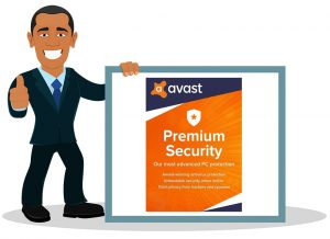 Antivirus Avast Premium Security