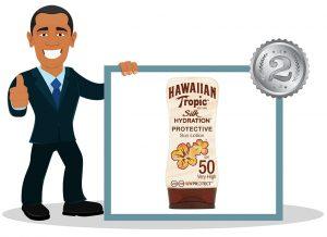 Crème solaire Hawaiian Tropic