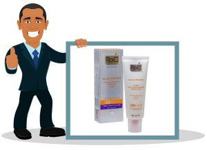 Crème solaire ROC Soleil-Protect