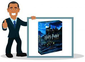 Films pour enfant Harry Potter - l'Intégrale des 8 Films