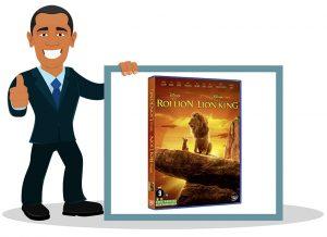 Films pour enfant Le Roi Lion