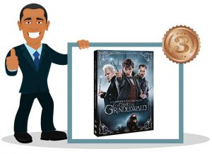 Films pour enfant Les Animaux fantastiques : Les Crimes de Grindelwal