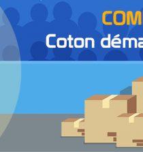 comparatif Coton démaquillant lavable
