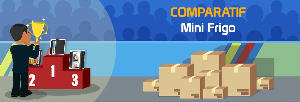 comparatif Mini Frigo