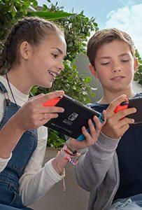 enfants jouer switch