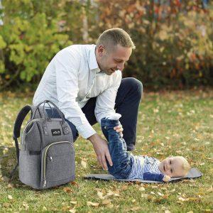 sac dos langer bébé