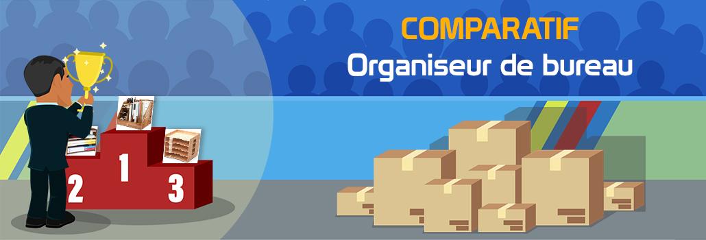 comparatif Organiseur de bureau