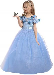 costume princesse robe
