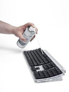 dépoussiérant gaz clavier puissant