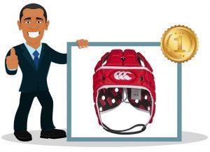 Casque de rugby Canterbury Ventilator Headguard