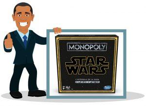 Monopoly Star Wars Saga