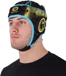 casque homme rugby