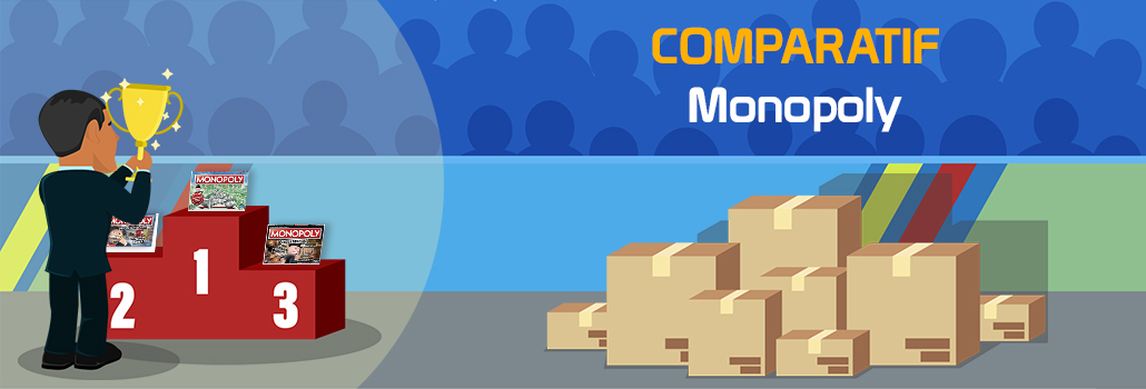 comparatif Monopoly