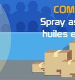 comparatif Spray assainissant huiles essentielles