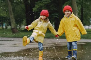 critères de choix bottes de pluie enfant