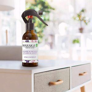 spray désodorisant huiles essentielles