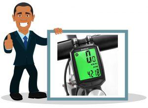 Compteur de vélo Backture 2