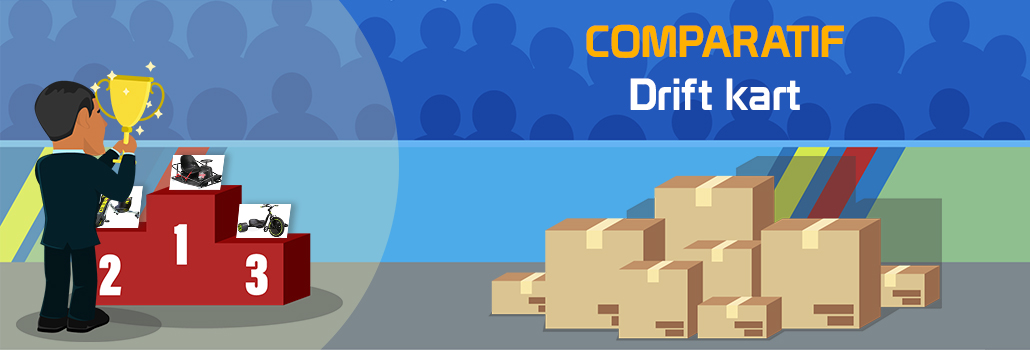 comparatif drift kart