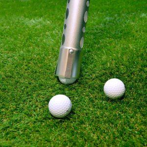ramasse balles golf