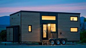 tiny house sur roues