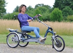 vélo tricycle 3 roues adulte