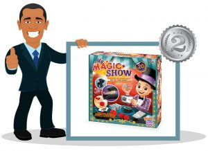 Coffret de magie pour enfant Buki My Magic Show